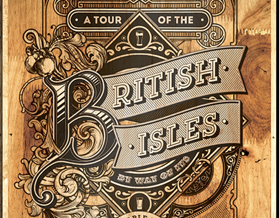 A Tour of the British Isles