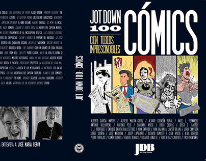 Jot Down 100 cómics imprescindibles