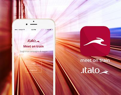 Italo treno - Meet on train App