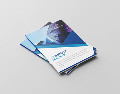 Company Profile Brochure Free Template