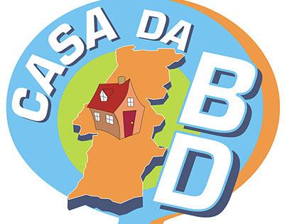 Logo Casa da BD