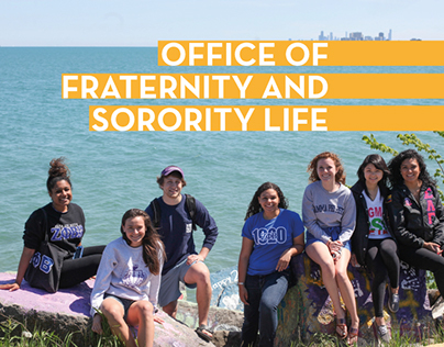 Office of Fraternity and Sorority Life Pamphlet