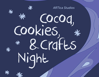 Cocoa, Cookies, and Crafts