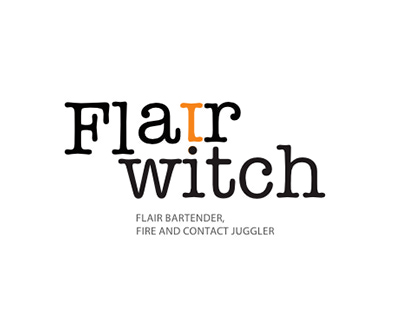 Flair Witch - Branding