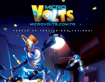 MicroVolts - Online Toy Shooter
