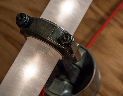 944 Piston Lamp