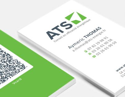 ATS logo design