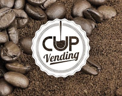 Cup Vending branding