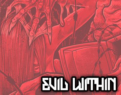 The Evil Within custom boxart