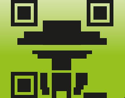 QRK - a fictional QR code reader app