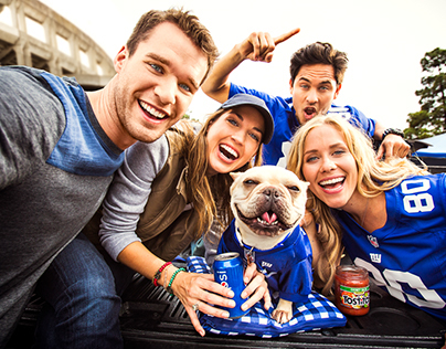 Pepsi, Tostitos and Bud Light Tailgate
