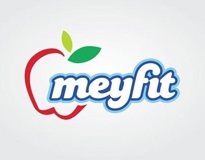 MEYFİT Apple Grow & Cold Storage (Logo Design)