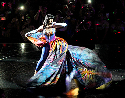 Katy Perry Prismatic World Tour - Milan, 2015