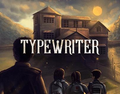 Typewriter | EPISODIC ILLUSTRATIONS
