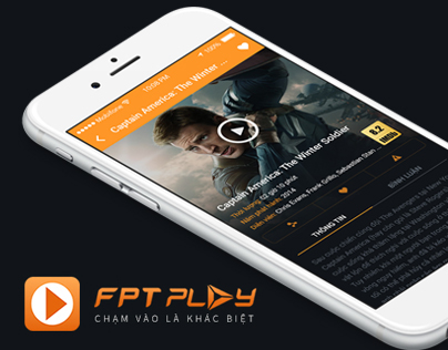 FPT Play App Redesign Concept