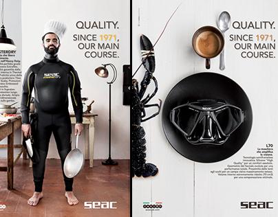 Seac 2015 AD campaign