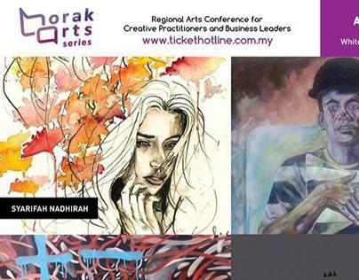 Borak Arts Series Art Exhibition 2014