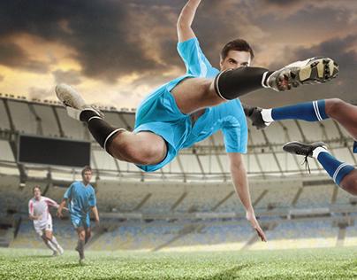 Soccer webtemplate 2