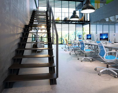 OFFICE DESIGN - Architectural office; Designers office