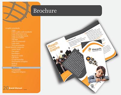 Reach Education Fund Brand Book
