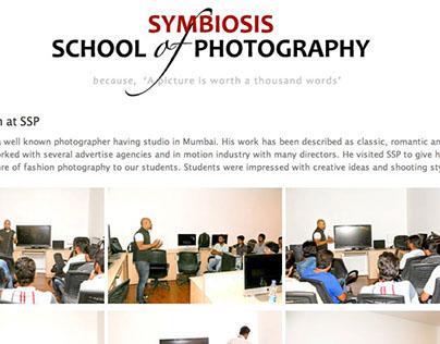 Symbiosis school of Photography