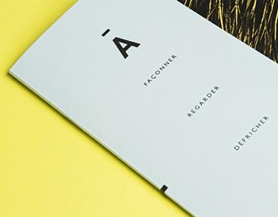 IRSUTE & PROUD sketchbook