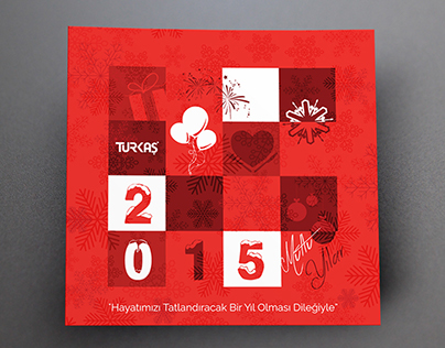 Turkaş Catering 2015 Greeting