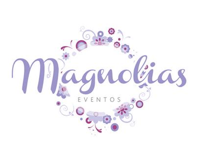 Magnolias Eventos -  Web Site