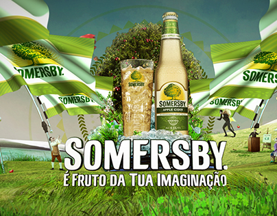 Somersby Summer Agenda - Opening Titles