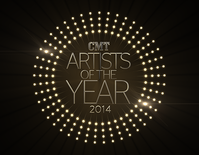 CMT: Artists of the Year 2014 Styleframes
