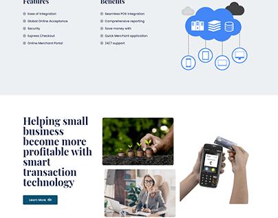 Cloud Pay - WordPress Website Design