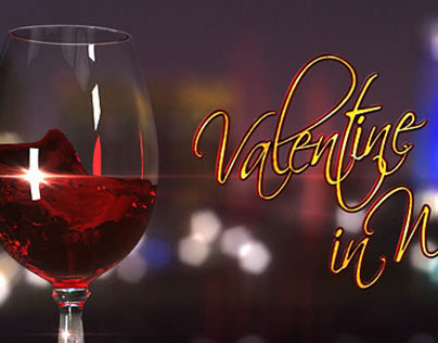 Valentine in Wine