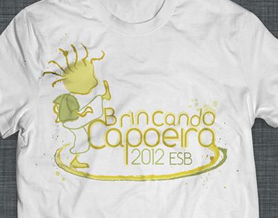 Estampas variadas | Capoeira