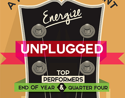 Unplugged Poster Design