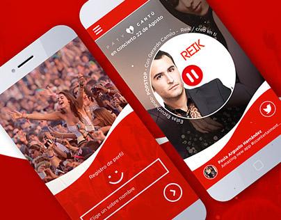 Coca-Cola App