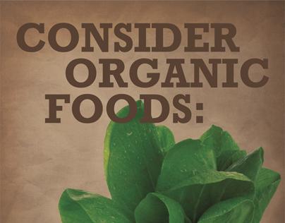 Choosing Nutritious Foods Poster Series