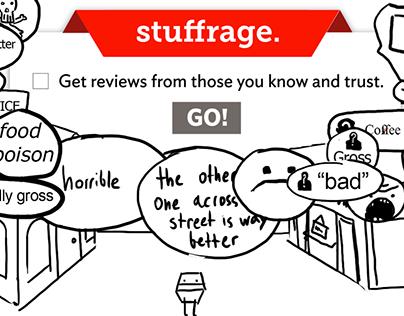 Stuffrage