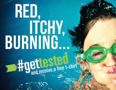 Get Tested Advertisement
