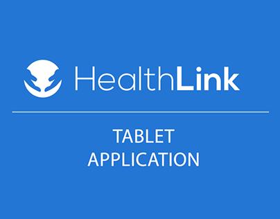 Omron HealthLink Tablet Application for Africa