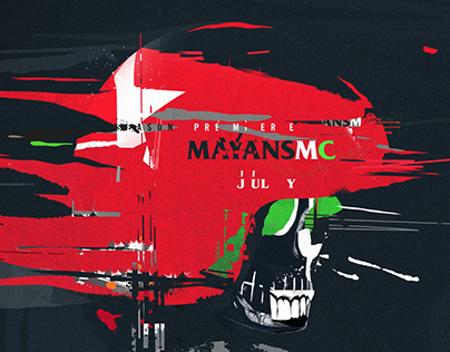 """FX's """"Mayans"""""""