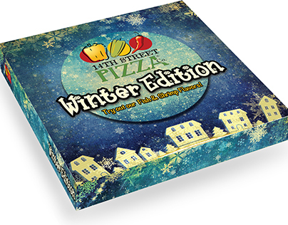 WINTER EDITION BY 14TH STREET PIZZA CO.