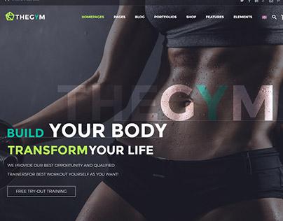 TheGem - Gym Template