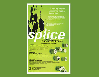 Splice Event Branding