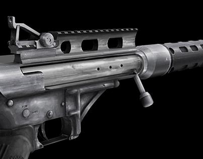 SHF R50 Rifle
