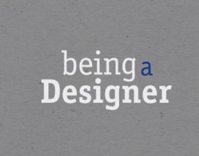 Designer Quote in motion