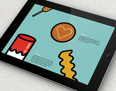 Redolent Memory iPad Magazine