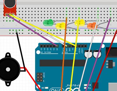 Soundblink - An Arduino Project