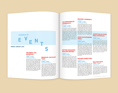 Local Entrepreneurs Convention Booklet