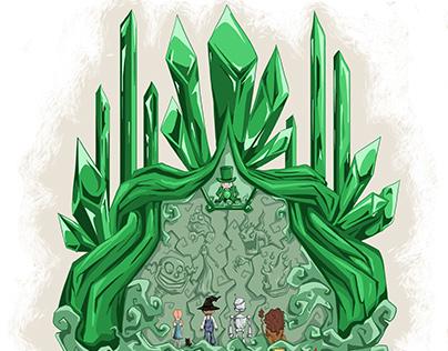 The Wonderfull Wizard of OZ