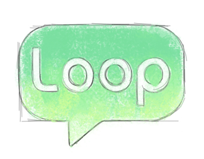 Loop Commercial Processes and Production art